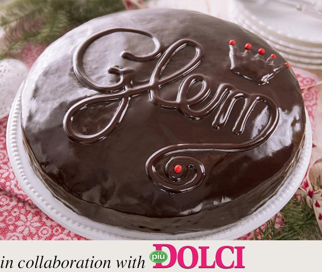 Desserts: SACHER Torte