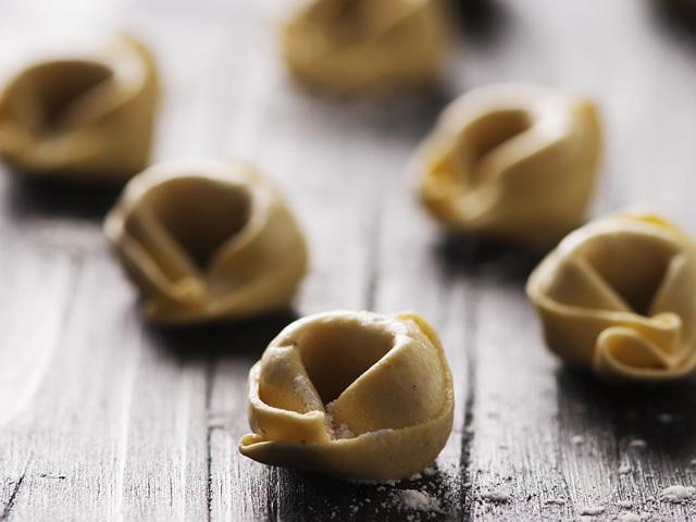 Primeiros cursos: Tortellini