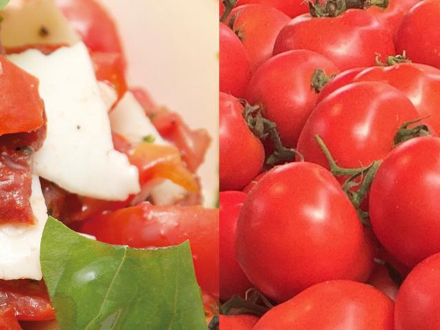 Saladas e acompanhamentos: Vermelha de sabor - Rossa di Gusto