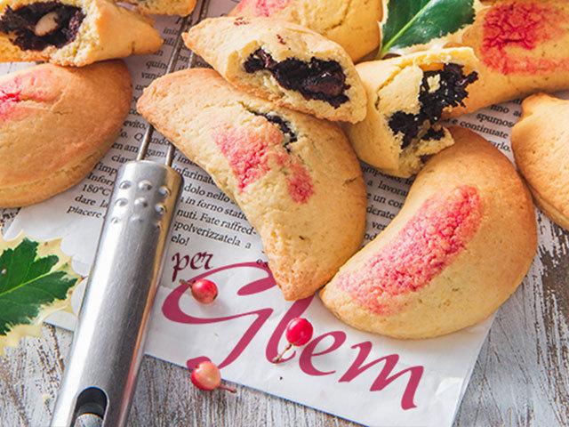 "Desserts: Baked ""Tortelli Emiliani"""