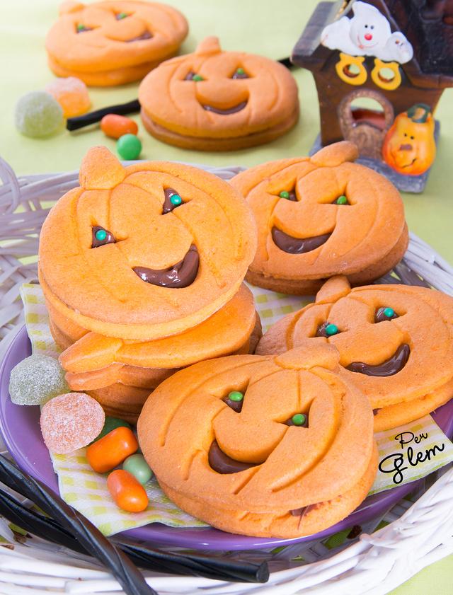 Abóboras de Halloween