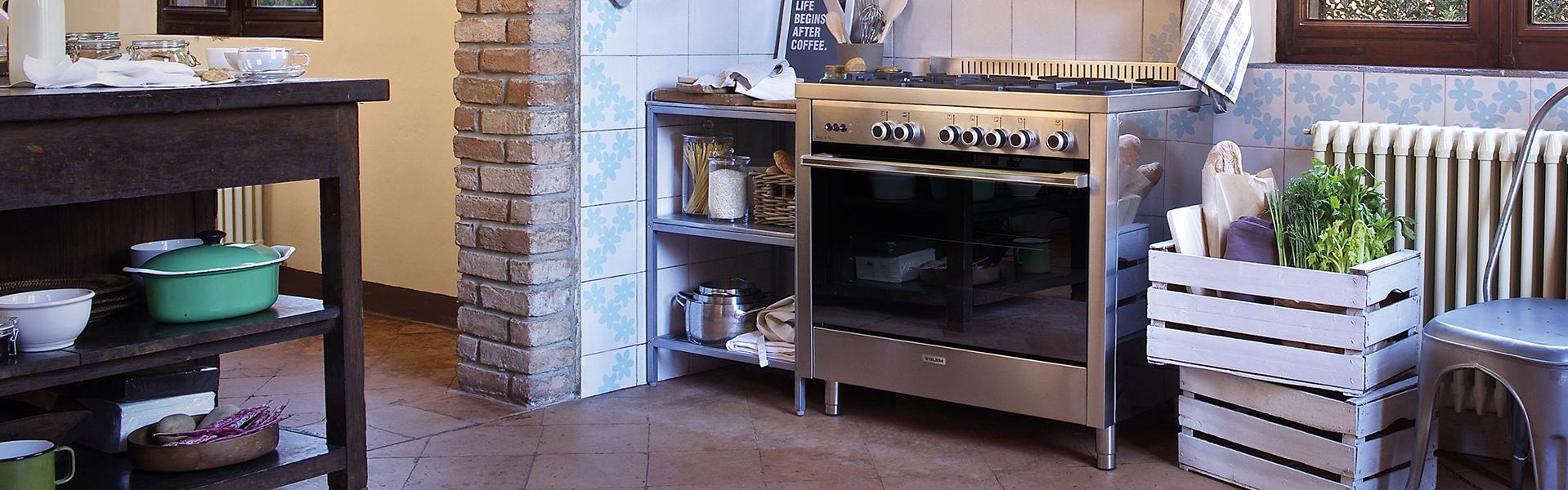 Linha cozinhas