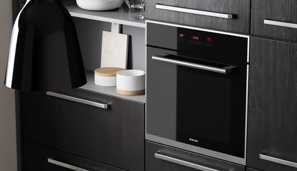 NEW BUILT-IN OVENS The technology at your fingertip