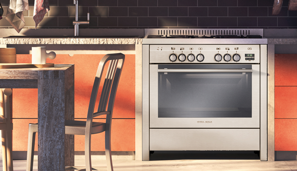 PROFESSIONAL PERFORMANCE Essentiality and peculiarity for our hi-tech cookers range