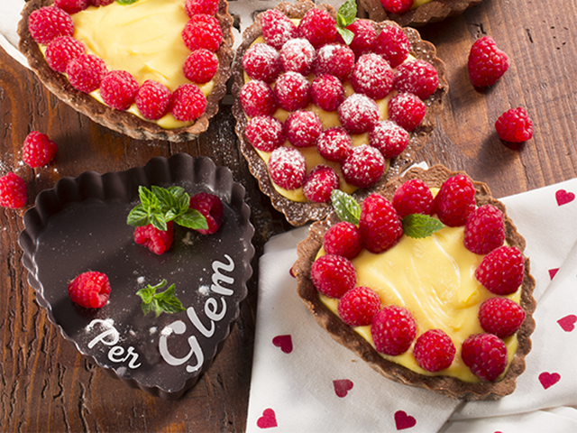 Desserts: Giulietta Tarts