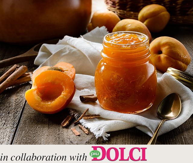 Dessert: Confiture d'abricots