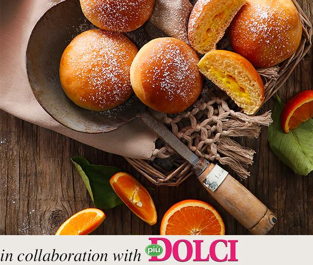 Glem專家: Baked Italian doughnuts