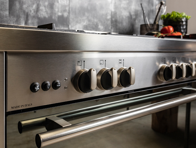 Stylish steel Matrix cookers