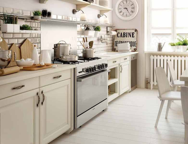 Tailor made solutions for best cooking cucinare con stile Cookers