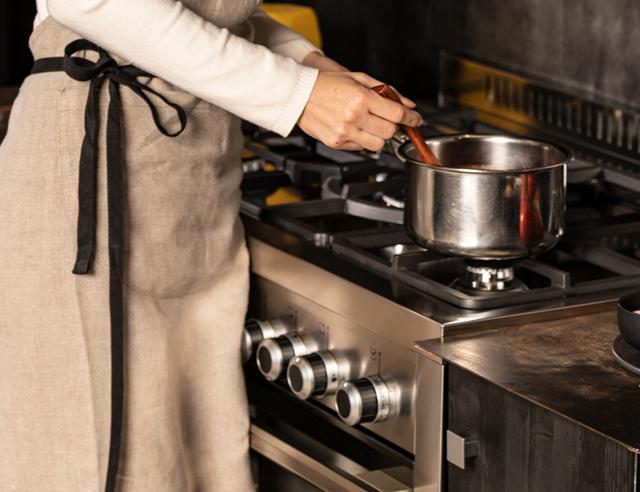 Soluciones a medida para la mejor cocción cucinare con stile Línea cocinas