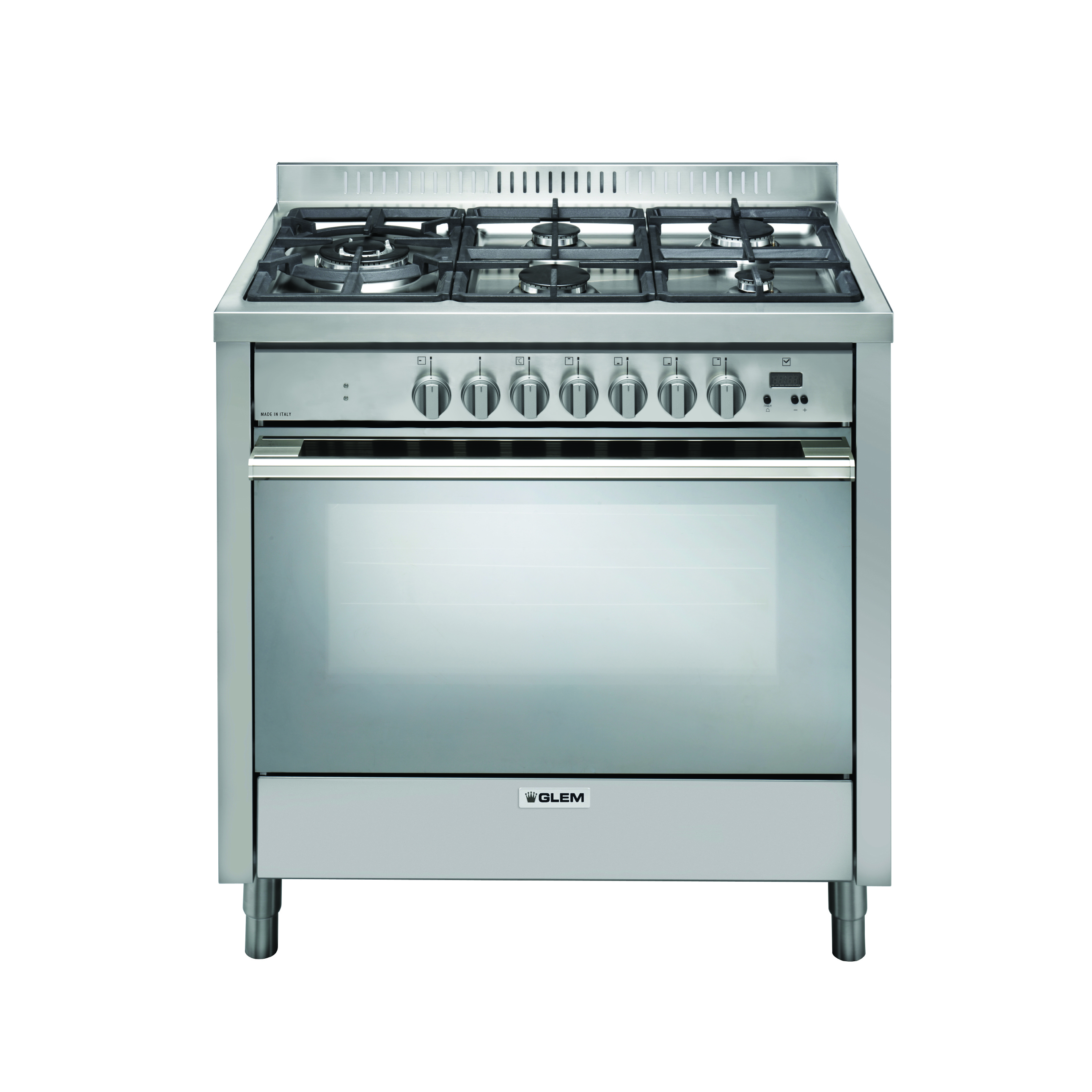 IT965PROEI2 Multifunction electric oven with a wok friendly 5 ...