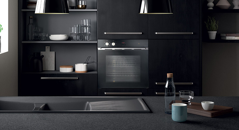 Ovens - THE BUILT-IN OVENS