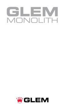 Monolith freestanding cookers brochure