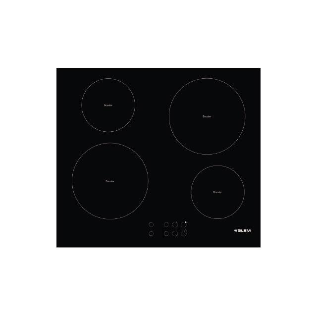 GTI64L Piano cottura a induzione, Cottura prodotti – Glem Gas