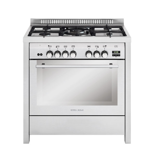 Multifunction gas oven with fan - MLB612RI