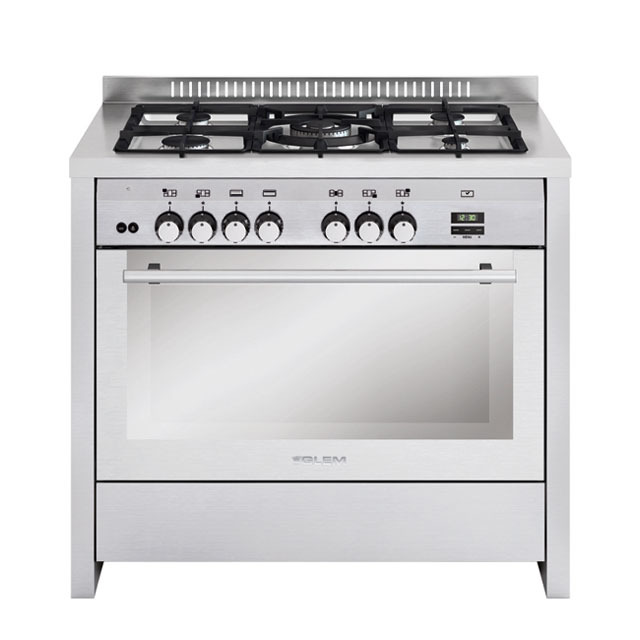 Multifunction gas oven with fan - ML1612RI