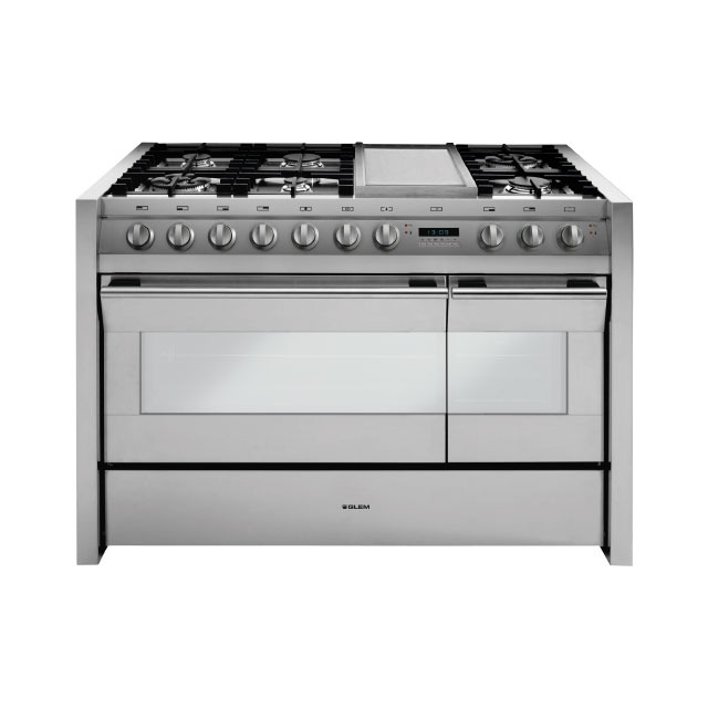 122X70 Double oven