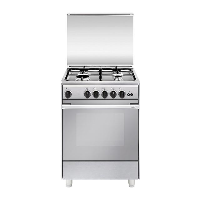 60x50 Мультифункциональная газовая духовка с конвекцией