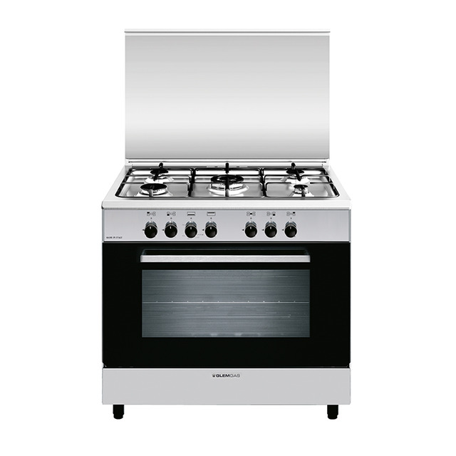 Gas oven with Grill electric - AL9612MI