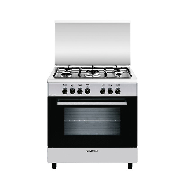 Gas oven with Gas grill - AL8512GI