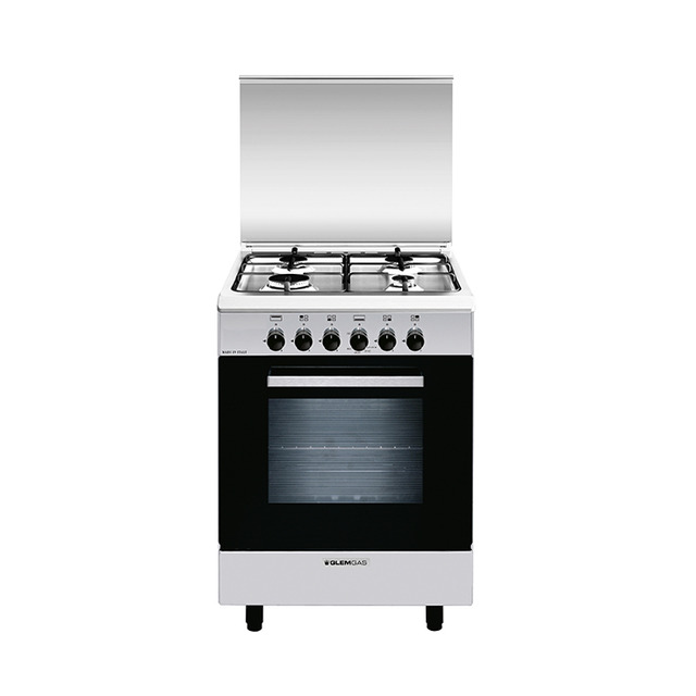 Gas oven with Gas grill - AL6611GI