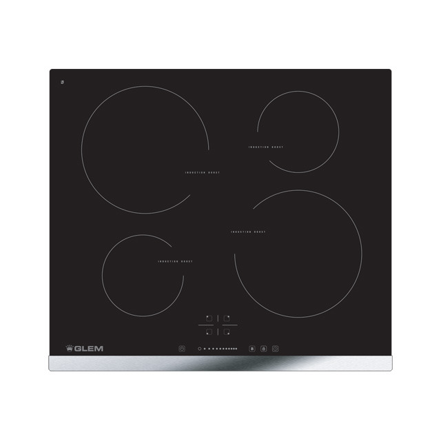 60cm 4 Zone Induction Hob - GLIND64B