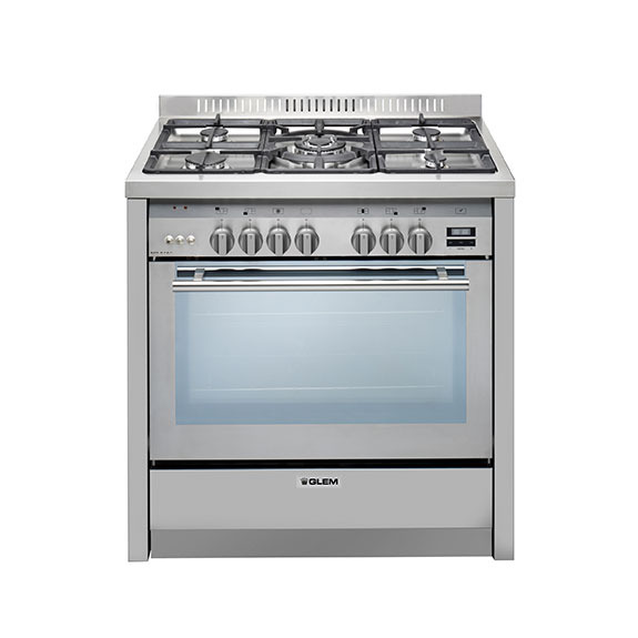 90cm Cooker with Multifunction Electric Oven