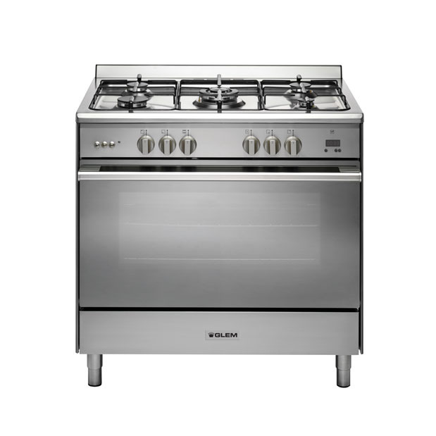90CM ALL GAS STAINLESS STEEL COOKER - UN965MVI
