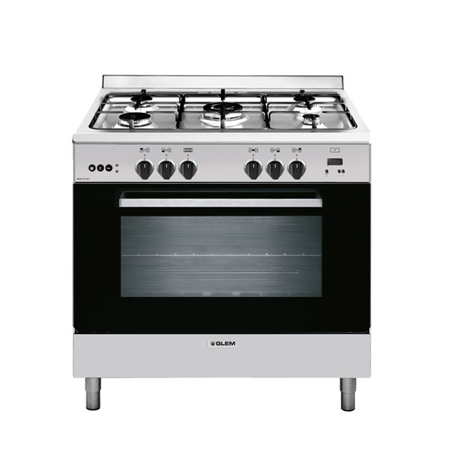 90CM ALL GAS STAINLESS STEEL COOKER - GL965MVI