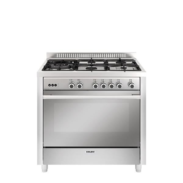Piano de cuisson gaz inox - GX960CQIX