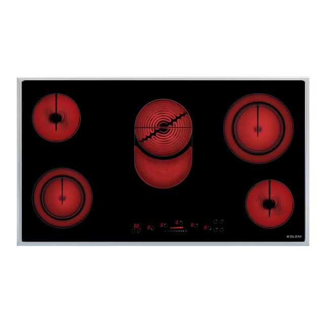 Ceramic Glass Hob 90 cm - GTH96TIX