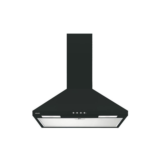 WALL CHIMNEY HOOD - GHP640BK