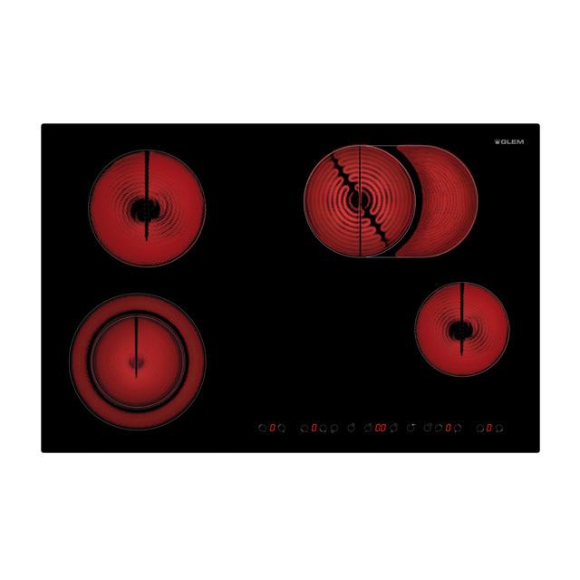 Placa vitrocerâmica 75