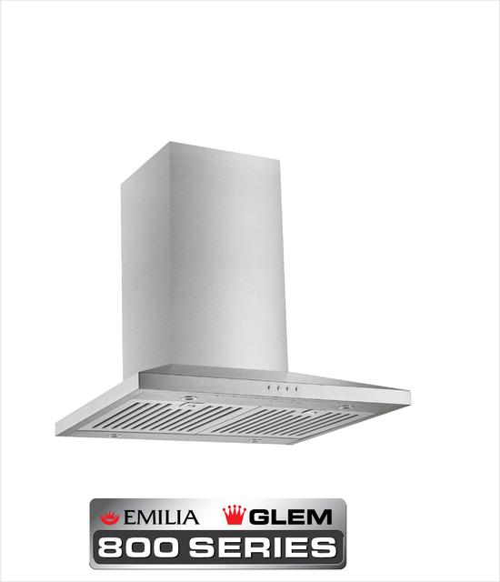 60cm Stainless Steel Slim Line Low Profile Rangehood