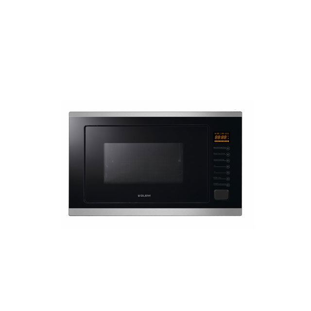 Built in microwave oven Black