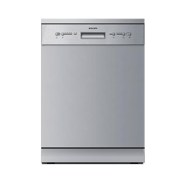 Lave-vaisselle pose libre silver 60 cm