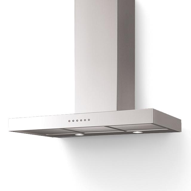 Wall Box hood 90 cm - GHB98IX