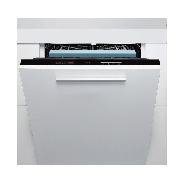 Máquina de lavar louça totalmente integrável