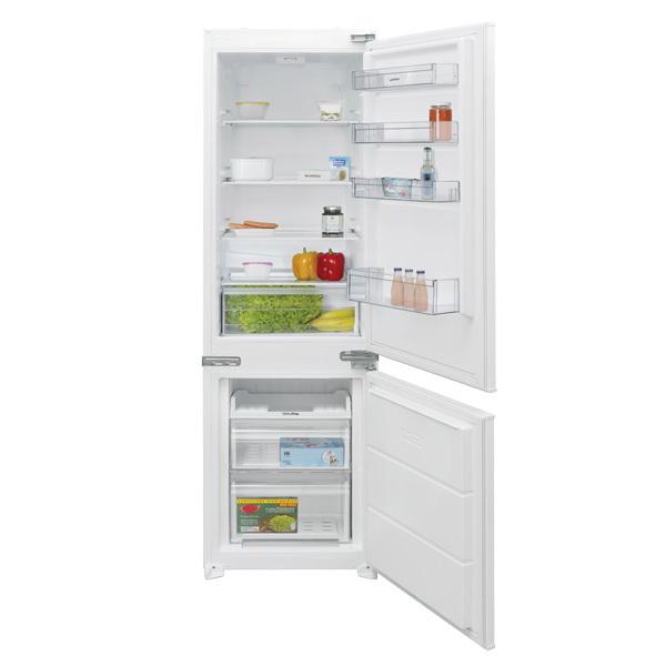 Réfrigérateur congélateur combiné intégrable niche 177 cm
