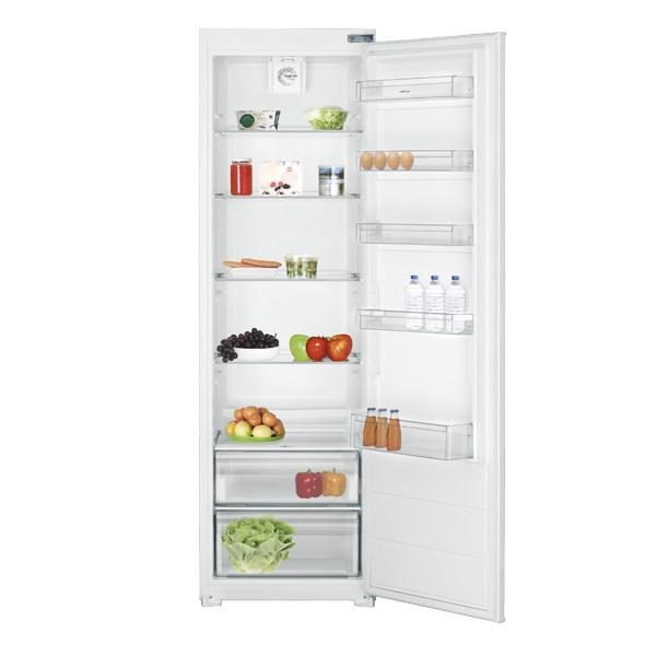 Réfrigérateur 1 porte tout utile intégrable niche 177 cm