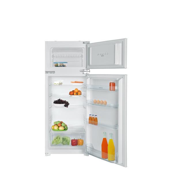 Réfrigérateur 2 portes intégrable niche 145 cm