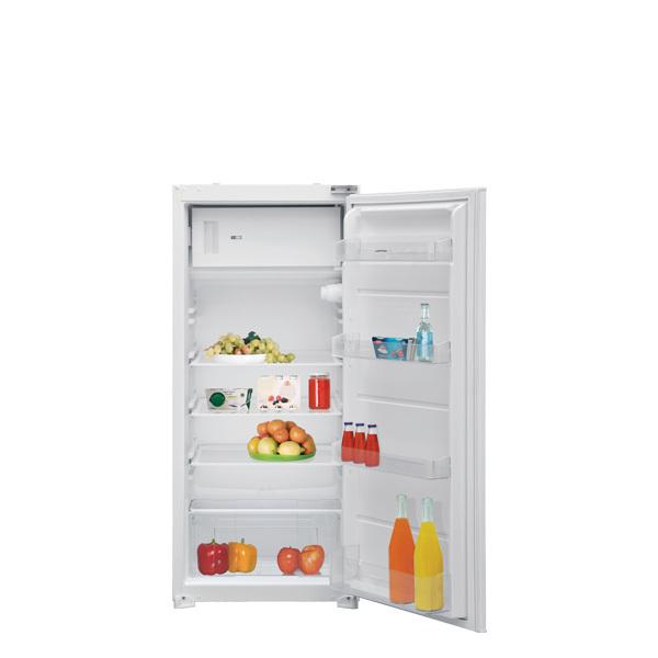 Réfrigérateur 1 porte intégrable niche 122,5 cm