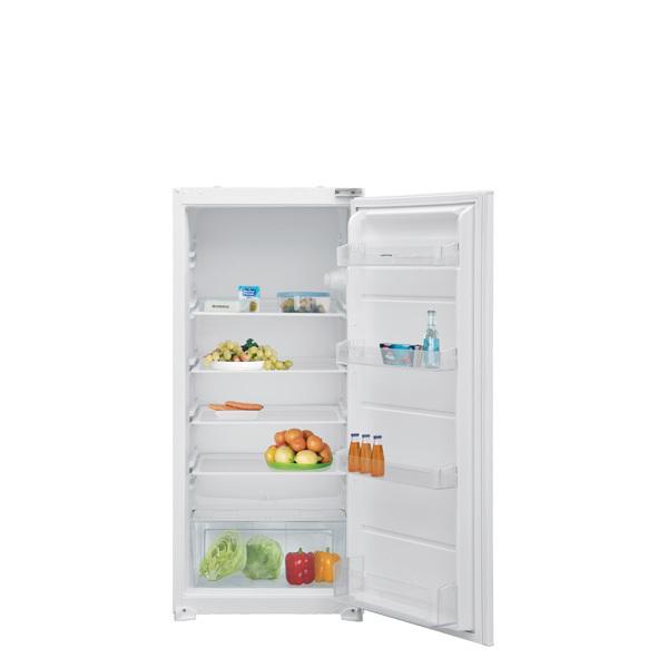 Réfrigérateur 1 porte tout utile intégrable niche 122,5 cm