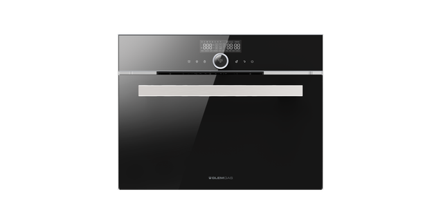 32L 嵌入式全功能蒸氣烤箱(黑)