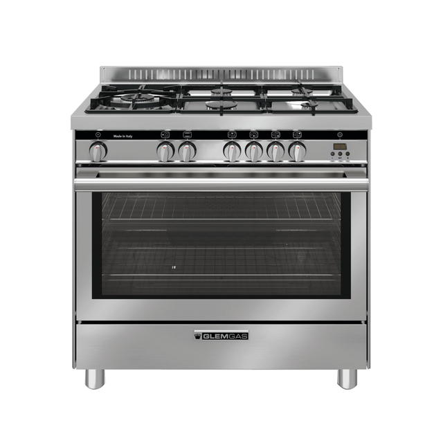 Stainless Steel 90cm Gas Cooker - GS965GG