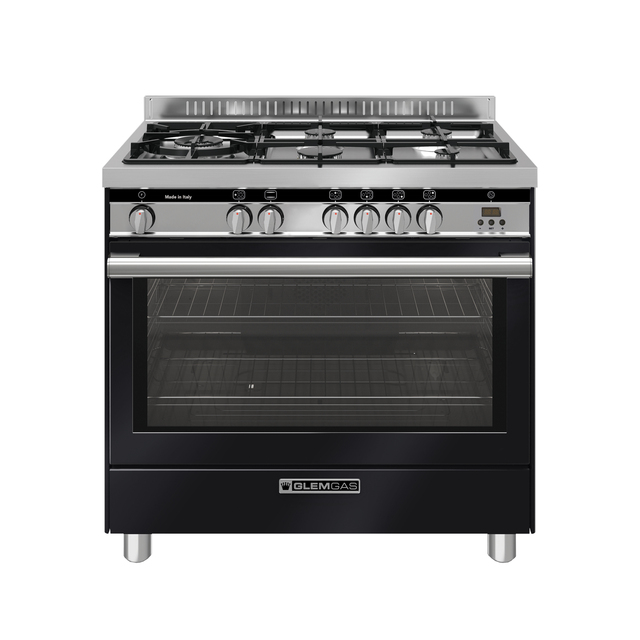 Stainless Steel 90cm Gas Cooker - GS965GGN