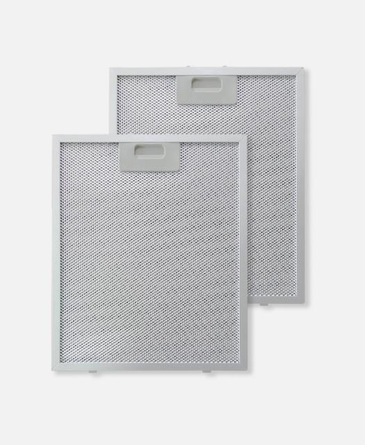 Kit 2 filtri metallici antigrasso