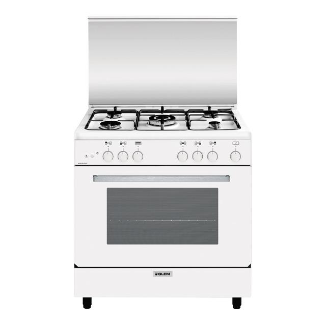 A855gx forno gas grill elettrico cottura prodotti - Cucine a gas con forno elettrico ...