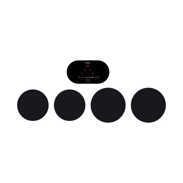 Nómada - Placas de indução modulares