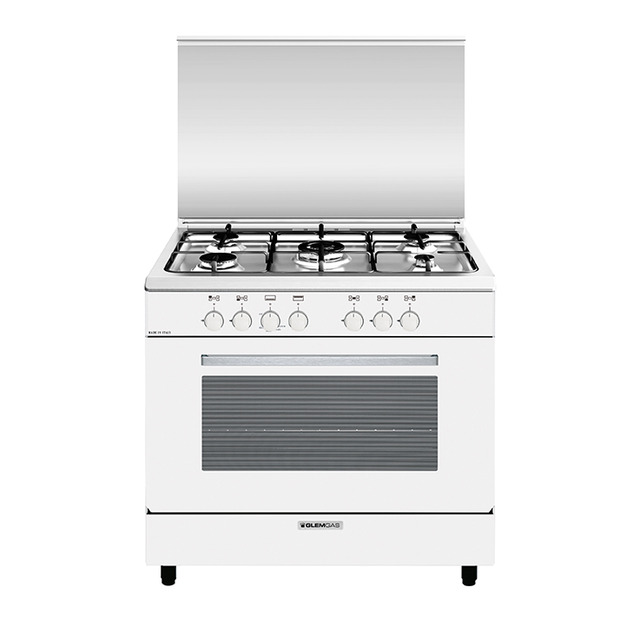 Gas oven with Grill electric - AL9612MX